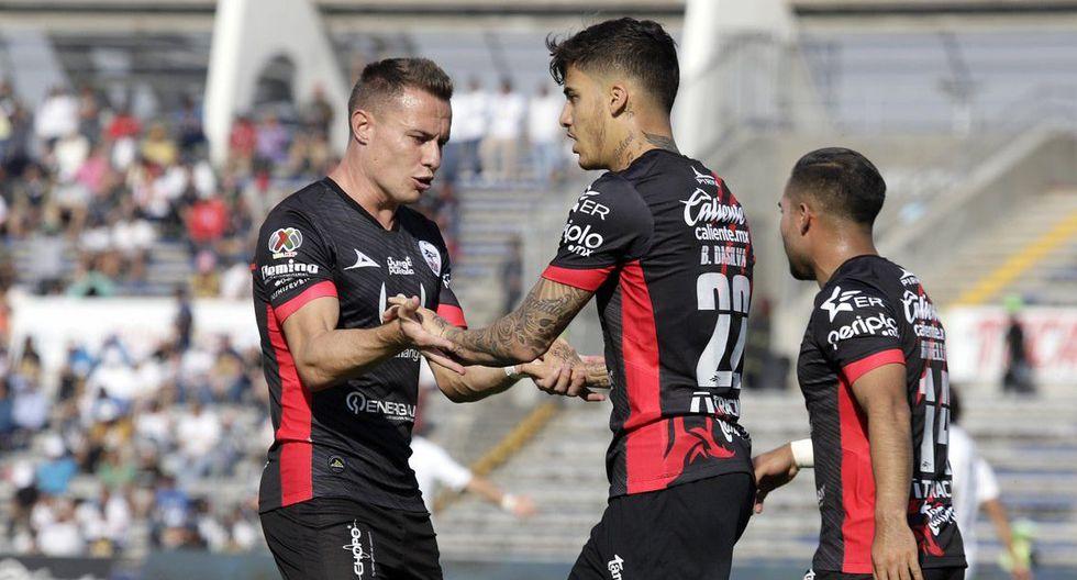 Tuvieron que pasar nueve jornadas del Torneo Clausura de la Liga MX para que Beto da Silva convirtiera su primera diana con Lobos BUAP. (Foto: MARCA Claro)