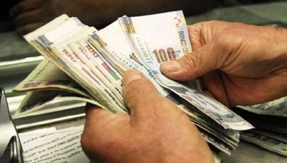 El Gobierno, a través del Ministerio de Economía y Finanzas (MEF), oficializó el otorgamiento del aguinaldo de 300 soles por Navidad. (Foto: Andina)