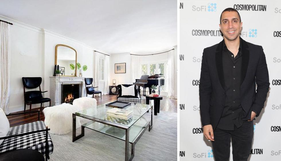 Sean Rad ha puesto en venta su mansión de Los Ángeles. Posee 5.085 pies cuadrados. (Foto: The MLS)