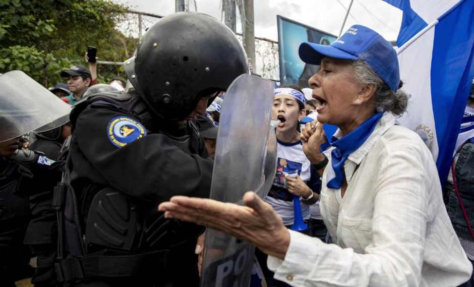 Nicaragua, camino a vivir la peor crisis económica en sus últimos 30 años. (EFE)