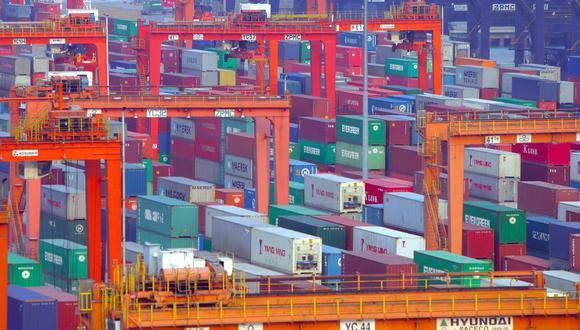 La guerra comercial se encuentra en un hiato, mientras se terminan de negociar los términos de un nuevo acuerdo. (Foto: EFE)