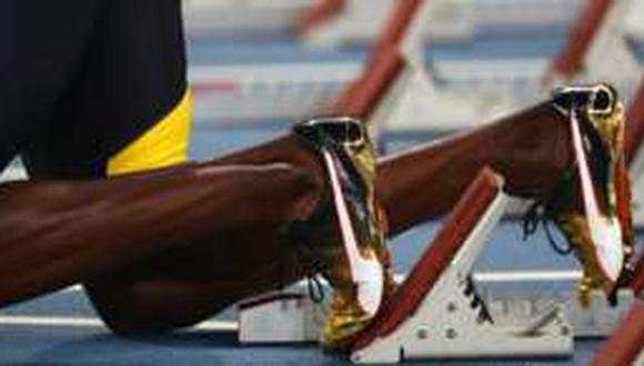 A diferencia del resto de los mortales, el 80% de la musculatura de Usain Bolt está compuesta de fibras rápidas. (Foto: Getty Images)