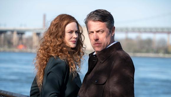 """""""The Undoing"""" se estrenó el 25 en HBO Go. (Foto: HBO Go)"""