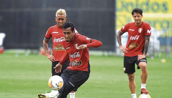 La selección peruana tiene programado enfrentar a Bolivia y Venezuela en marzo. (Foto: GEC)