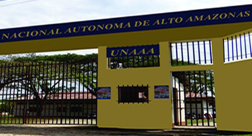 Amazonas: examen de ingreso a universidad no tiene autorización