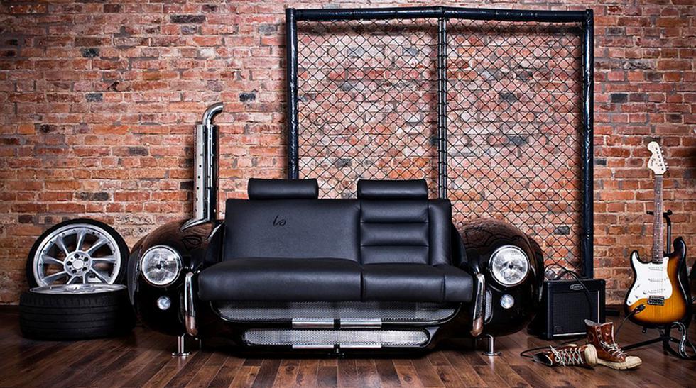 Muebles extravagantes: Atrévete a colocarlos en tu casa - 1