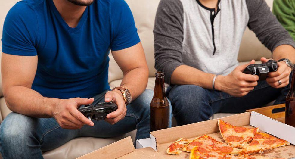 Las partidas de videojuegos no contribuyen a la obesidad, al menos en niños y adolescentes. (Foto: La Nación)