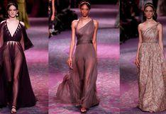 Tendencias en vestidos de noche para el 2020, según Dior | FOTOS