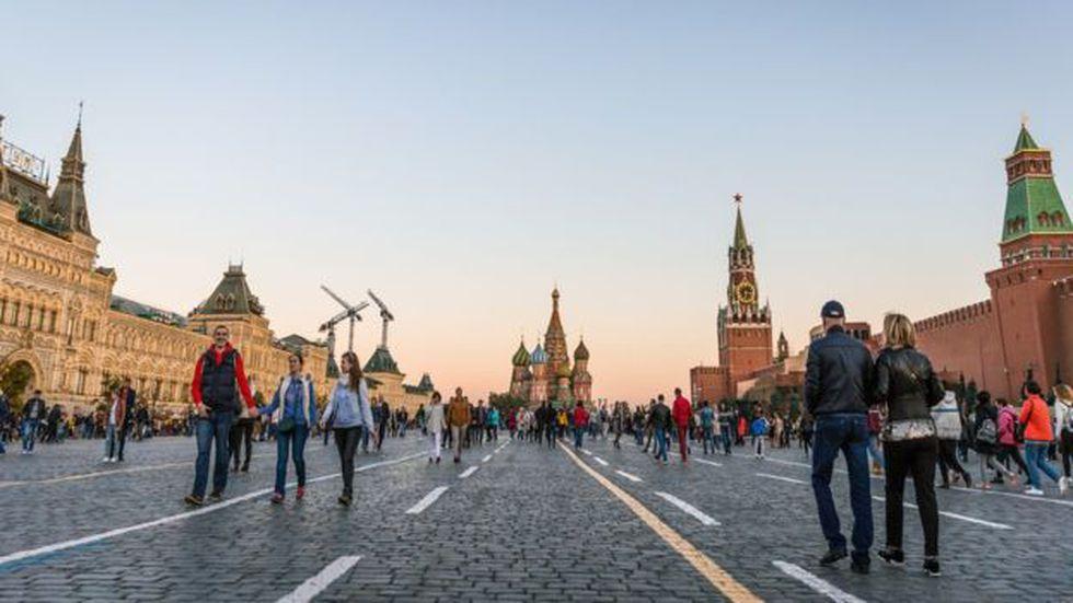 ¿Sabías que el nombre de la Plaza Roja no tiene relación con el comunismo? (Foto: Getty)