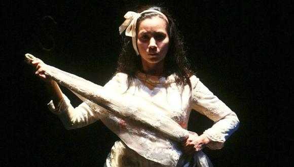 La protagonista de 'La Cautiva' y su mensaje reconciliador