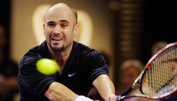 Andre Agassi confesó que consumió drogas en 1997, cuando todavía competía en el circuito ATP. (Foto: AP)
