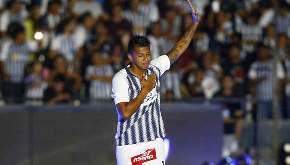 Cruzado confirmó gran gesto que tendrán en Alianza Lima. (Foto: GEC)