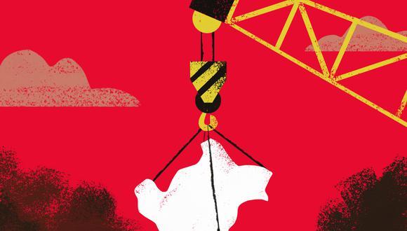 """""""El Estado no es una agencia de empleos (cuando se convierte en algo parecido, desborda la corrupción y el clientelismo), y los recursos públicos deben usarse siempre para proveer servicios reales a la población"""". (Ilustración: Víctor Aguilar Rúa)."""
