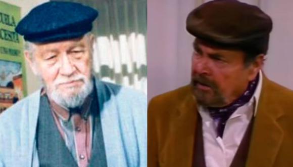 En la telenovela Carrusel, dos actores interpretaron al portero Fermín (Foto: Televisa)