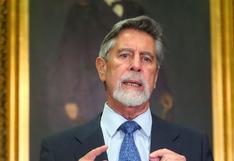 Francisco Sagasti designa al general César Cervantes como nuevo comandante general de la PNP