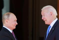 Cumbre de Ginebra: Biden advirtió a Putin que si muere Navalny las consecuencias serán devastadoras