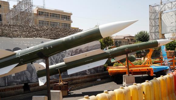 """Irán califica de """"ciudades subterráneas"""" los túneles donde almacena misiles y otros equipos de guerra. (Foto: AFP/Archivo)"""
