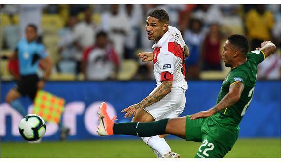 El último partido oficial entre Perú y Bolivia en mayores fue en la Copa América 2019. La bicolor ganó 3-1. (Foto: Agencias).