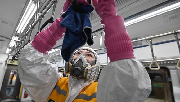 Coronavirus en el Perú | Mitos y verdades sobre la epidemia que alerta al mundo. (AFP)