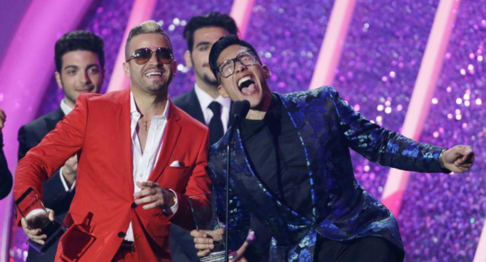 Billboard Latino 2014: lista completa de ganadores