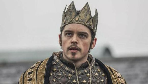 El personaje de Ferdia Walsh-Peelo estuvo basado en el verdadero Alfredo el Grande, rey de los sajones occidentales desde el año 871 hasta el 886 y rey de los anglosajones desde el año 886 hasta el 889 (Foto: Vikings / History Channel)