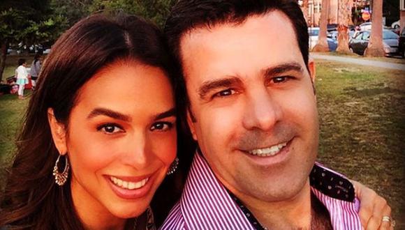 Eduardo Capetillo y Biby Gaytán se casaron hace 25 años y hace unos días, el actor contó que muchos estaban en contra de su matrimonio (Foto: Instagram / Eduardo Capetillo)