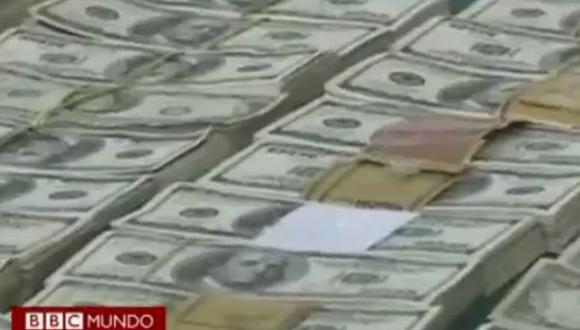 La mayor parte de la riqueza financiera del país que está en manos de los millonarios es enviada al exterior.