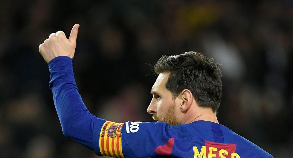 La 'Pulga' consideró dos compañeros suyos en Barcelona en una lista que no incluye a ninguno de sus compatriotas y solo un sudamericano. (Foto: AFP)