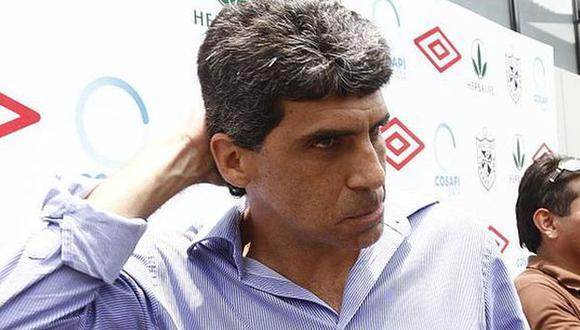 Álvaro Barco pide unión de todos los entes para el nuevo retorno del fútbol peruano. (Foto: GEC)