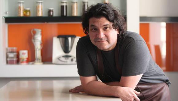 Gastón Acurio será reconocido en Mistura. (Foto: archivo El Comercio)