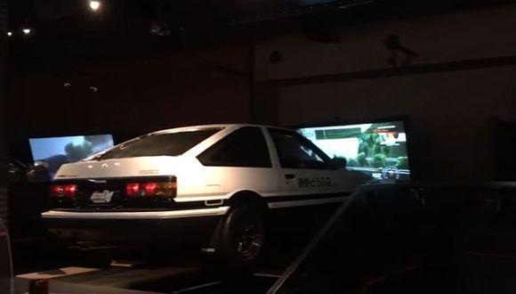 Una nueva forma de vivir el Sim Racing en este video de YouTube. (foto: captura)