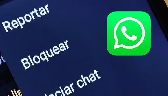 Conoce el sencillo método para reportar a un contacto en WhatsApp Web si recibes constantes mensajes con palabras ofensivas o fotografías no deseadas. (Foto: WhatsApp)