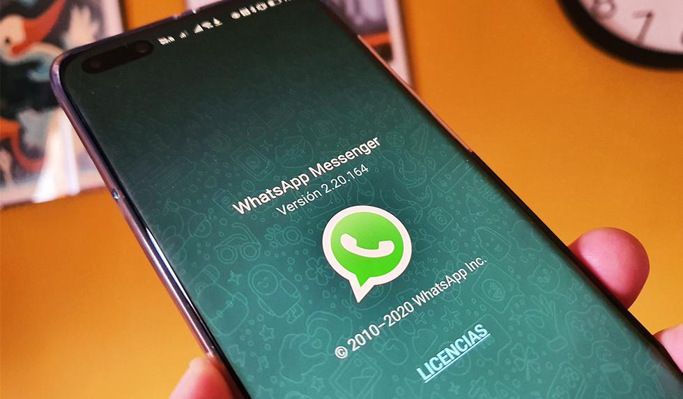 ¿Sabes cómo instalar WhatsApp en el Huawei P40? Aprende paso a paso a tenerlo de vuelta en tu celular. (Foto: MAG)