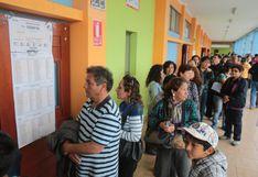 Elecciones 2020: sigue el minuto a minuto de la jornada electoral