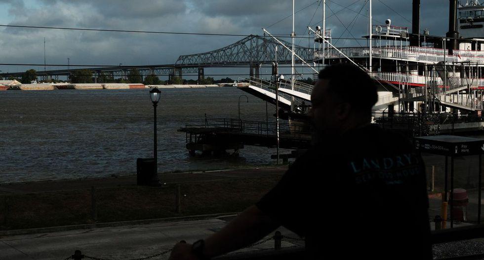 El Cuerpo de Ingenieros del Ejército está atento al nivel de las aguas, dijo su portavoz Ricky Boyett. (Foto: EFE)