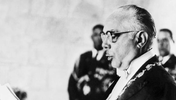 Trujillo ejerció el poder durante tres décadas, suprimiendo libertades y persiguiendo opositores. (Foto: Agencia AFP)