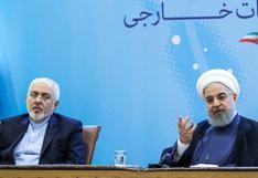 """Irán responde a Trump de la misma forma: """"¡Sea prudente!"""""""