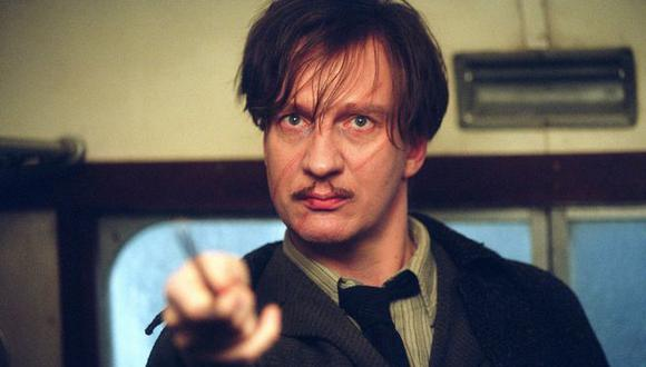 Remus Lupin era un viejo amigo del padre de Harry Potter (Foto: Harry Potter)