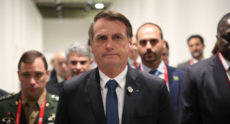 Jair Bolsonaro dijo el miércoles, sin evidencias, que las organizaciones no gubernamentales estaban detrás de los incendios. (Foto: AFP)