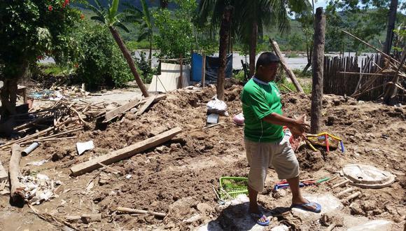 San Martín: desborde del río Huallaga dejó estos daños [FOTOS] - 13