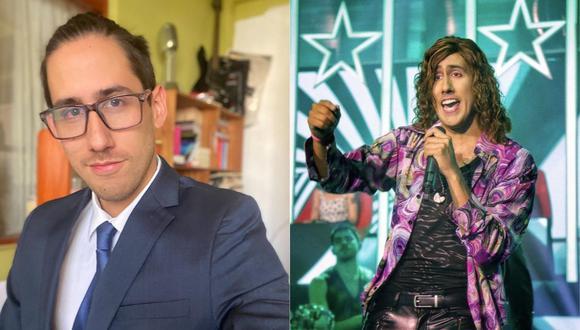 """Jonatan Angles fue imitador de Mario 'El Pájaro' Gómez en """"Yo Soy"""". (Foto: @jonatangles)"""