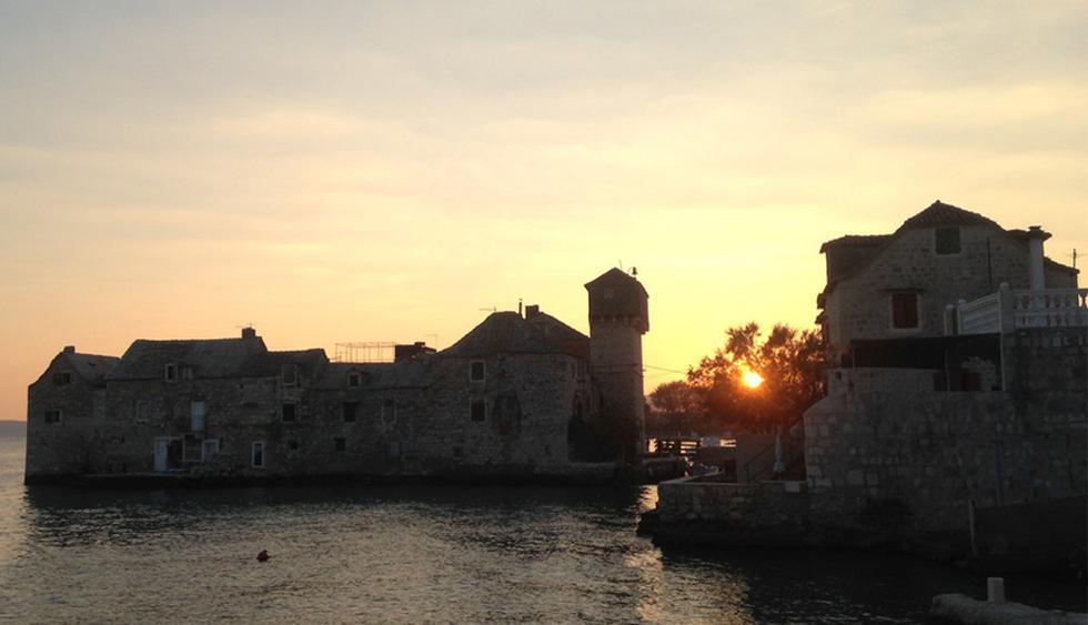 """""""Split es una parte esencial de Game of Thrones, ya que dos temporadas, casi tres, fueron filmadas aquí"""", dice Luka Galic, propietario del """"Museo Game of Thrones"""". (Foto: gameofthrones-croatia.com)"""