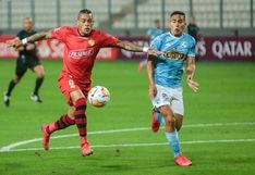 Cristal venció 2-1 a Barcelona de Guayaquil pero no le alcanzó para avanzar en la Copa Libertadores
