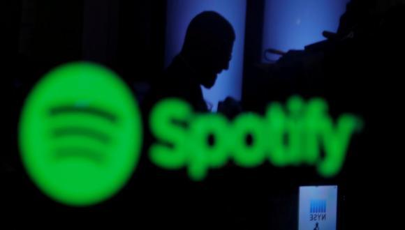 Aunque la publicidad se vio afectada por la pandemia, apenas tuvo impacto en el crecimiento de los suscriptores de Spotify. (Foto: Reuters)
