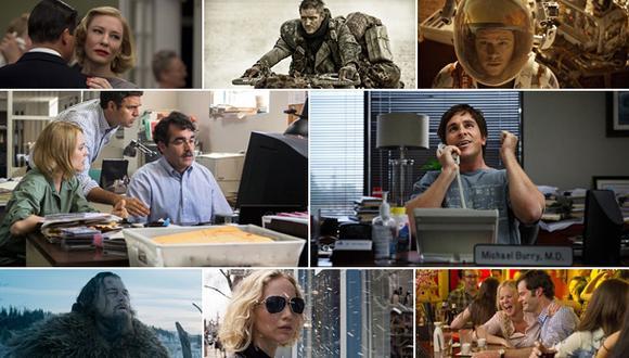 Globos de Oro: ¿Qué pasará en la categoría de Mejor Película?