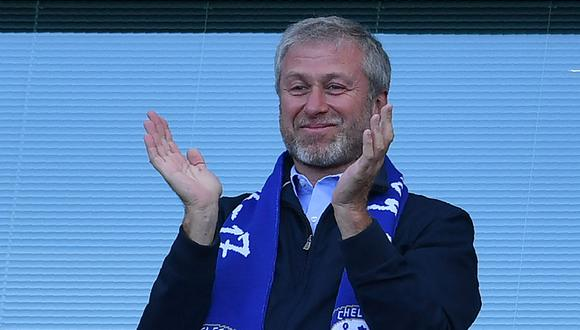 Roman Abramovich compró al Chelsea en el 2003. (Foto: Agencias)