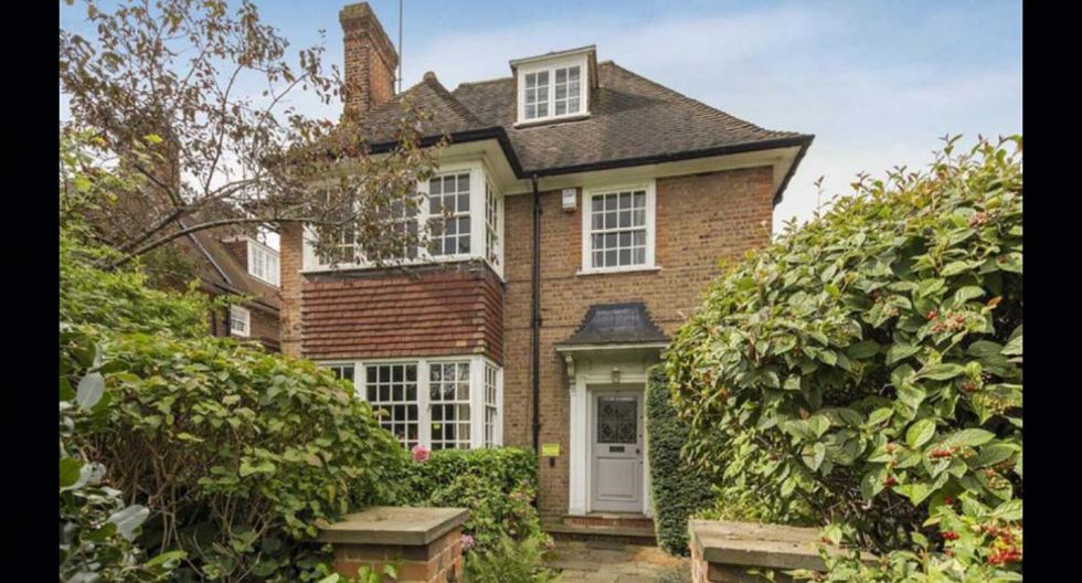 La casa se encuentra en el barrio de Hampstead, en Londres. El precio para hacerse de ella es de US$ 3.1 millones. (Foto: arlingtonresidential.com)