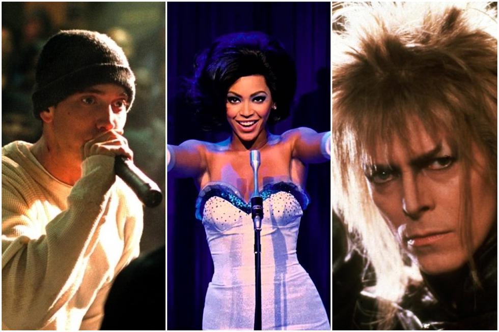 Cantantes que encontraron el éxito también en la pantalla grande. (Foto: Difusión)