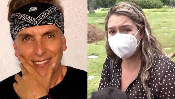 Carissa de León, exesposa de Xavier Ortiz, se defiende de las críticas. (Foto: Facebook de Xavier Ortiz/Captura de video de TV Azteca)