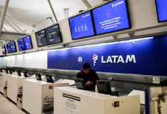 Latam: pasajeros afectados por cancelación de vuelos en 2017 ya usaron alternativas de compensación